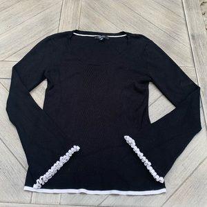IMNYC Bell Sleeve Sweater